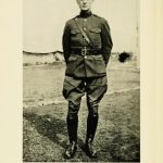 Harvey Cushing in uniform.